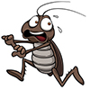 stock illustration 32355318 cartoon cockroach
